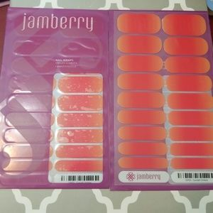 Jamberry Sunset Ombre Nail Wraps